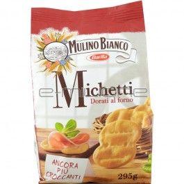 CRACKERS MICHETTI MULINO BIANCO GR. 295