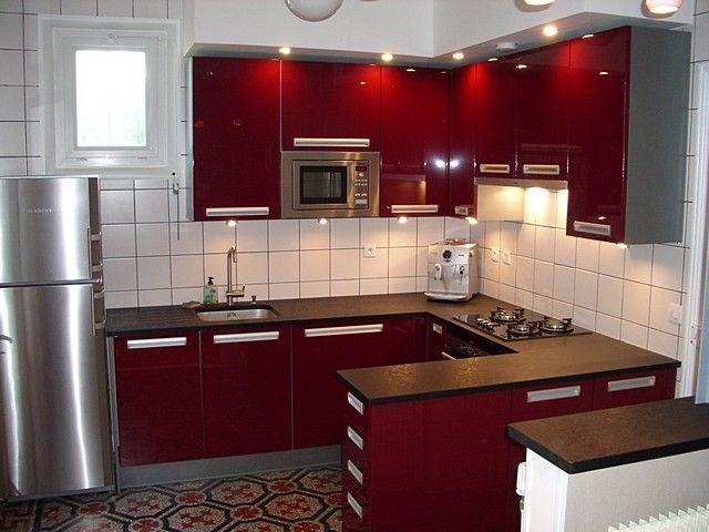 cuisine encastr id es maison pinterest tre utilis diff rence et les lumi res. Black Bedroom Furniture Sets. Home Design Ideas