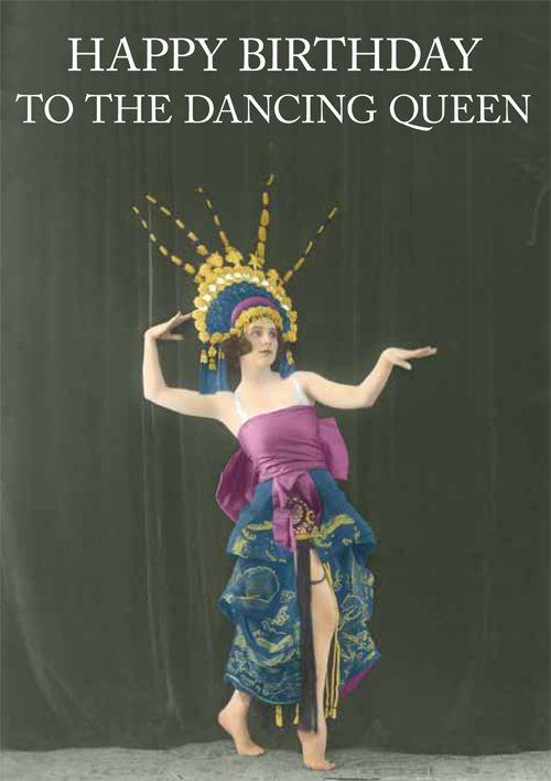 Dancing Queen Birthday S Birthday Quotes Best