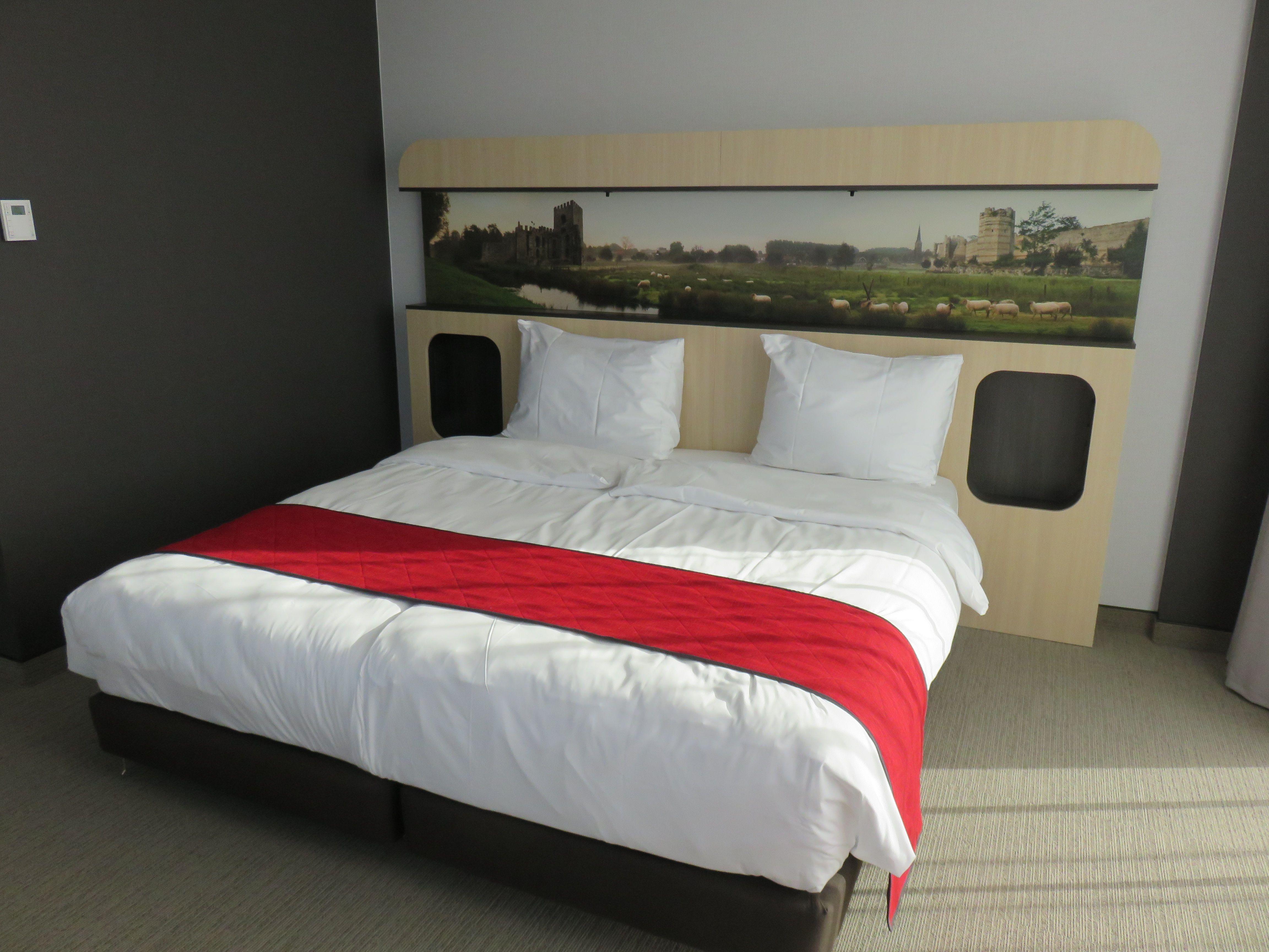 Interior Corendon Vitality Hotel Amsterdam Sleeping Room Hollanda