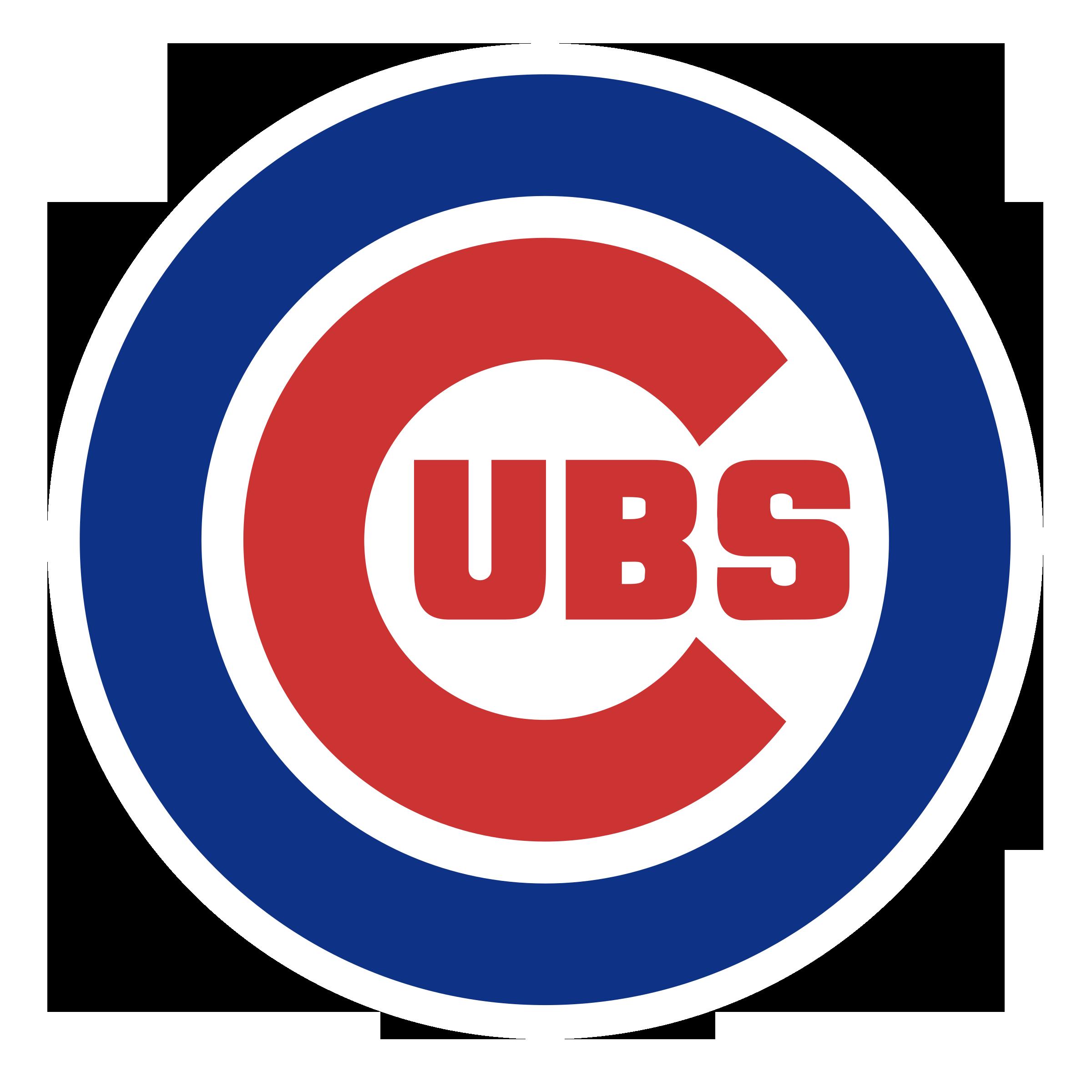 Chicago Cubs logo transparent Chicago cubs, Chicago cubs