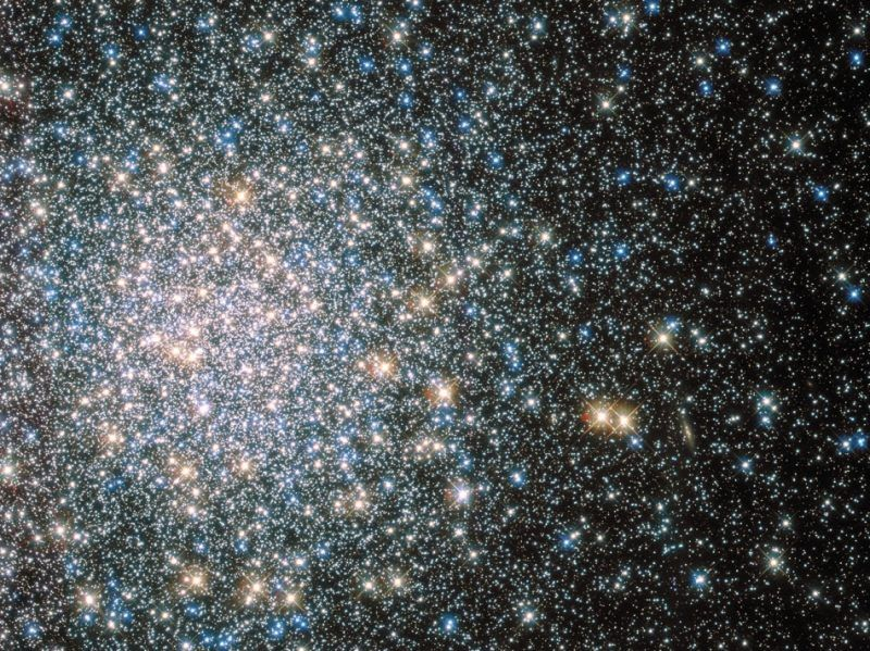 Sure, M13, the Great Hercules cluster is wonderful. But some amateur astronomers say this cluster, M5, is even better.