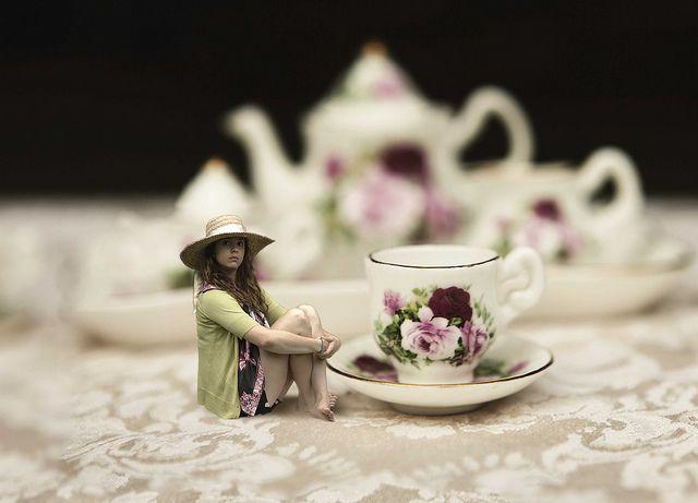 Tea Time by reverie93, via Flickr