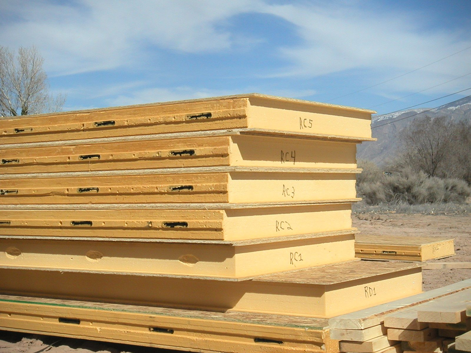 Structural Insulated Panels for Homebuilding | Energy efficiency ...