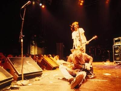 Nirvana Live In Hollywood October 1991