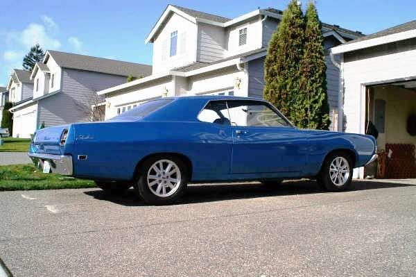 1969 Ford Fairlane Pictures Cargurus Ford Fairlane Fairlane Blue Car