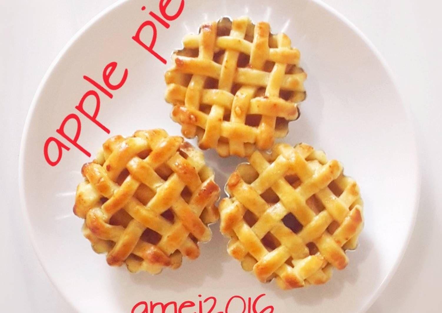 Resep Apple Pie Oleh Amei Resep Pie Apel Resep Kue
