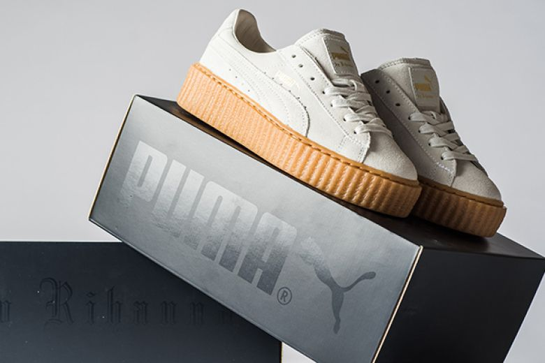 best sneakers 2b53d 4f570 puma-by-rihanna-suede-creepers-tonal-pink-tonal-cream-06-780x520