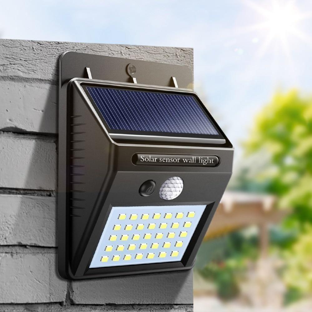 Night Light Solar Powered Led Wall Lamp Motion Sensor Solar Light Garden Solar Led Lights Outdoor Motion Sensor Lights Motion Sensor Lights Outdoor Night sensor for outdoor lights