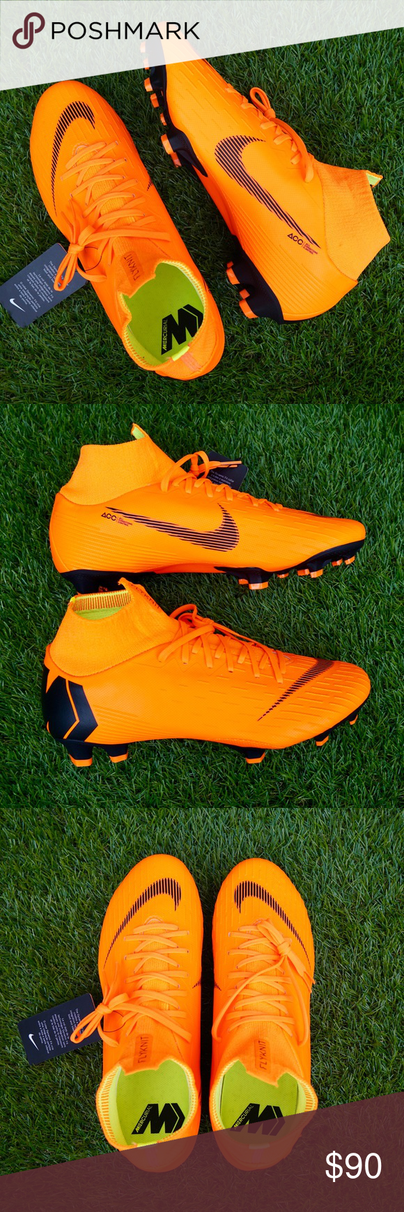 93fd20093 Nike Mercurial Superfly 6 Pro FG Soccer Cleats NEW Brand new without  original box Nike Mercurial