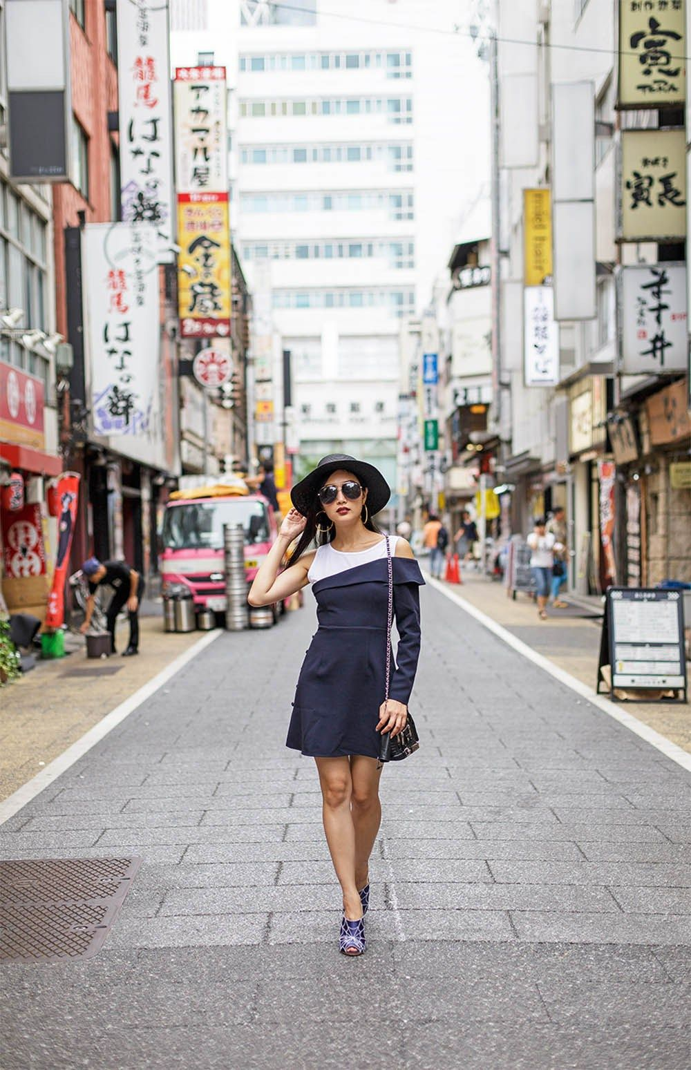 9f8e2200 Wear the Trend: The Deconstructed Look in Tokyo, Japan | • Fashion ...