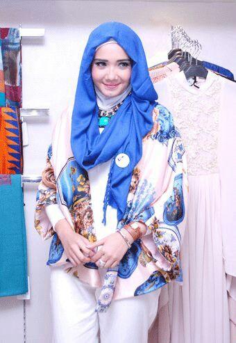 Hf By Zaskia Sungkar Modesty In Fashion Pinterest