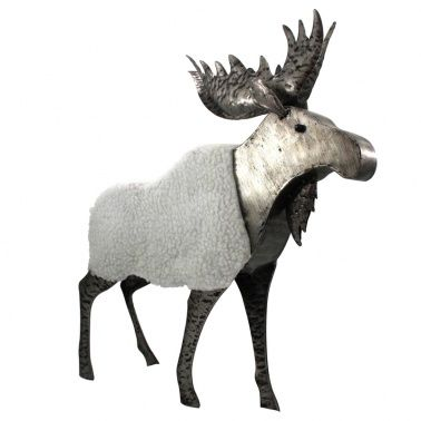 Wholesale Iron Ornament Small Reindeer