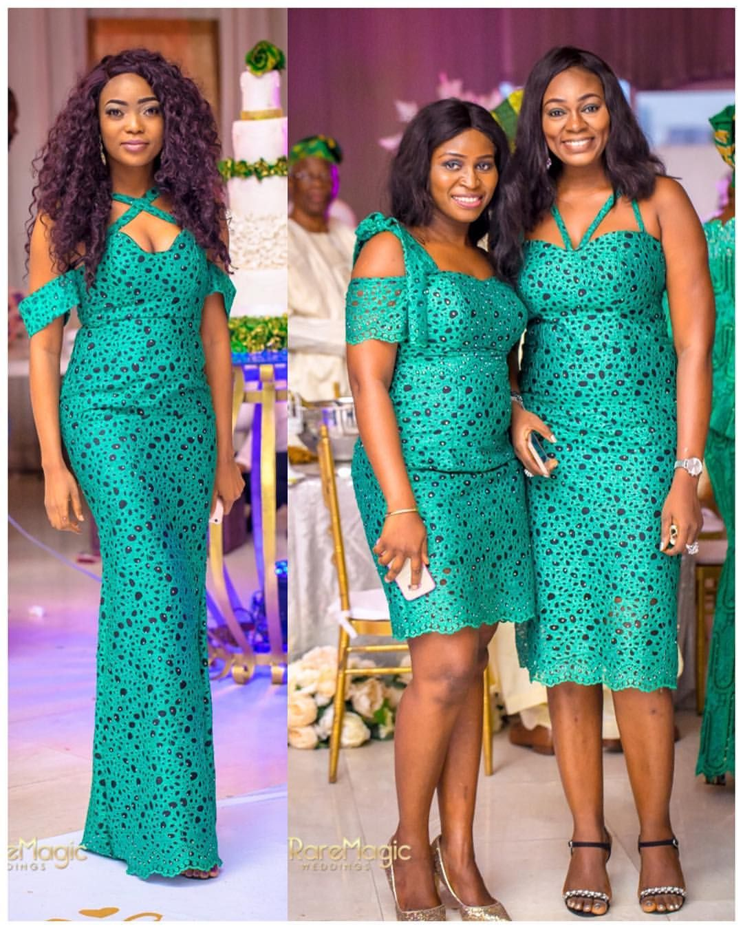Pin by Roukie on Women\'s fashion | Pinterest | Nigerian weddings ...