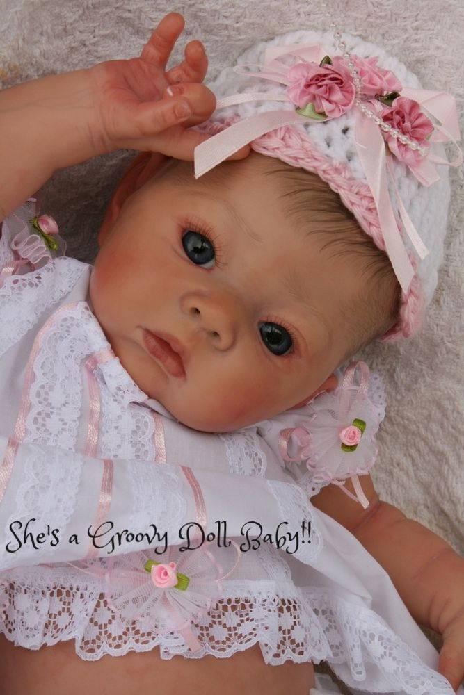 Quot A Groovy Doll Baby Quot Reborn Girl New Akina Stoete