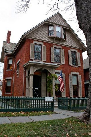 The Official Susan B Anthony House Home Places Historical Sites Beautiful Places