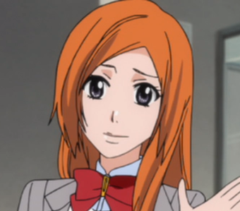 Orihime Inoue In 2020 Bleach Orihime Bleach Fanart Bleach Anime