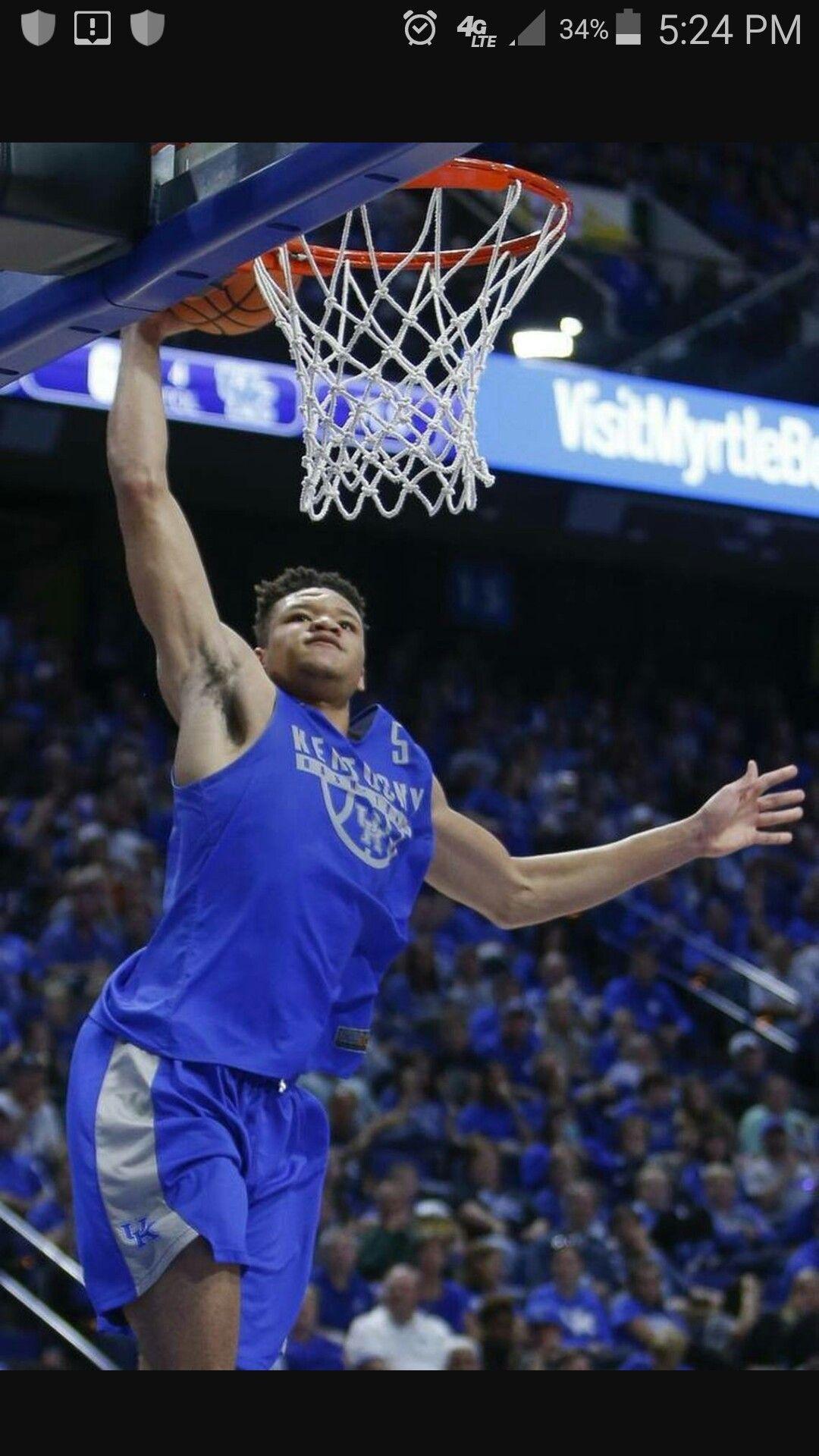 Blue white scrimmage Go big blue, Kentucky basketball