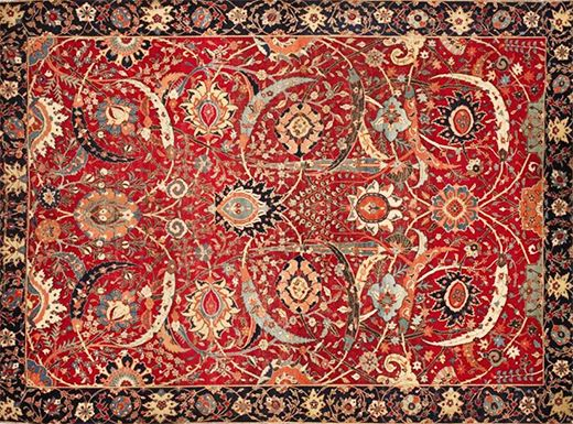 first most expensive carpet the exquisite handwoven carpet is more