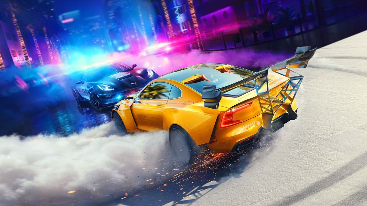 Need For Speed Heat Ab Sofort Mit Cross Play