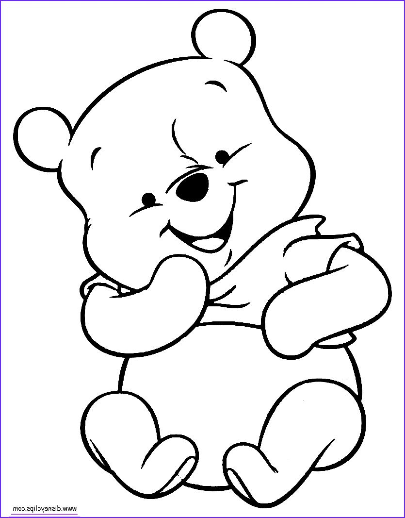 Pin By Brenda B On Baby Sequoya Drawing In 2020 Winnie The Pooh Drawing Disney Coloring Pages Cartoon Coloring Pages