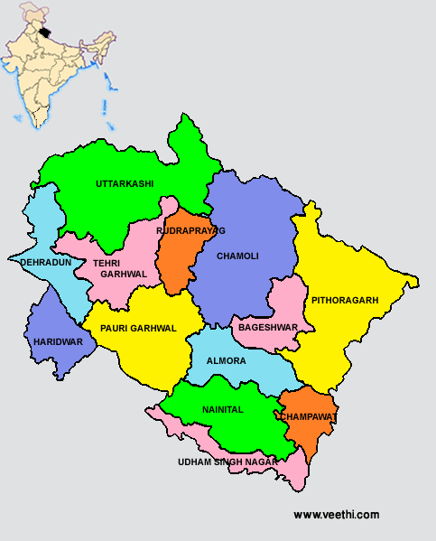 Uttarakhand Districts Map | Indian States in 2019 | stan ... on indian transport map, indian people map, indian rivers map, indian mountains map, indian sites map, indian nations map, indian area map, indian language map, indian states map, indian tourist map, indian culture map, indian regions map, indian geography map, indian climate map, indian country map, indian groups map, indian camps map, indian cities map, indian islands map, indian territories map,