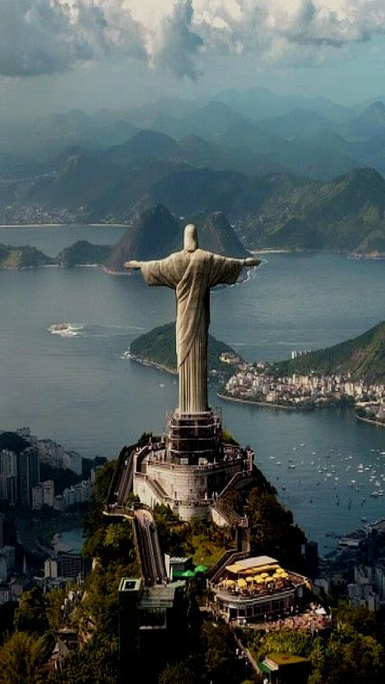 Google Corcovado Rio De Janeiro Lugares Para Viajar Lugares