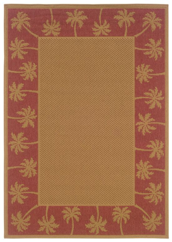 Oriental Weavers Terrace Outdoor 606 Rust Rug. Rugs USA Columbus Day $99 Sale! Area rug, rug, carpet, design, style, home decor, interior design, pattern, trends, home, statement, fall,design, autumn, cozy, sale, discount, interiors, house, free shipping, Halloween, fall decorations, fall crafts, fall décor, great winter, winter, warm, furniture, chair, art.