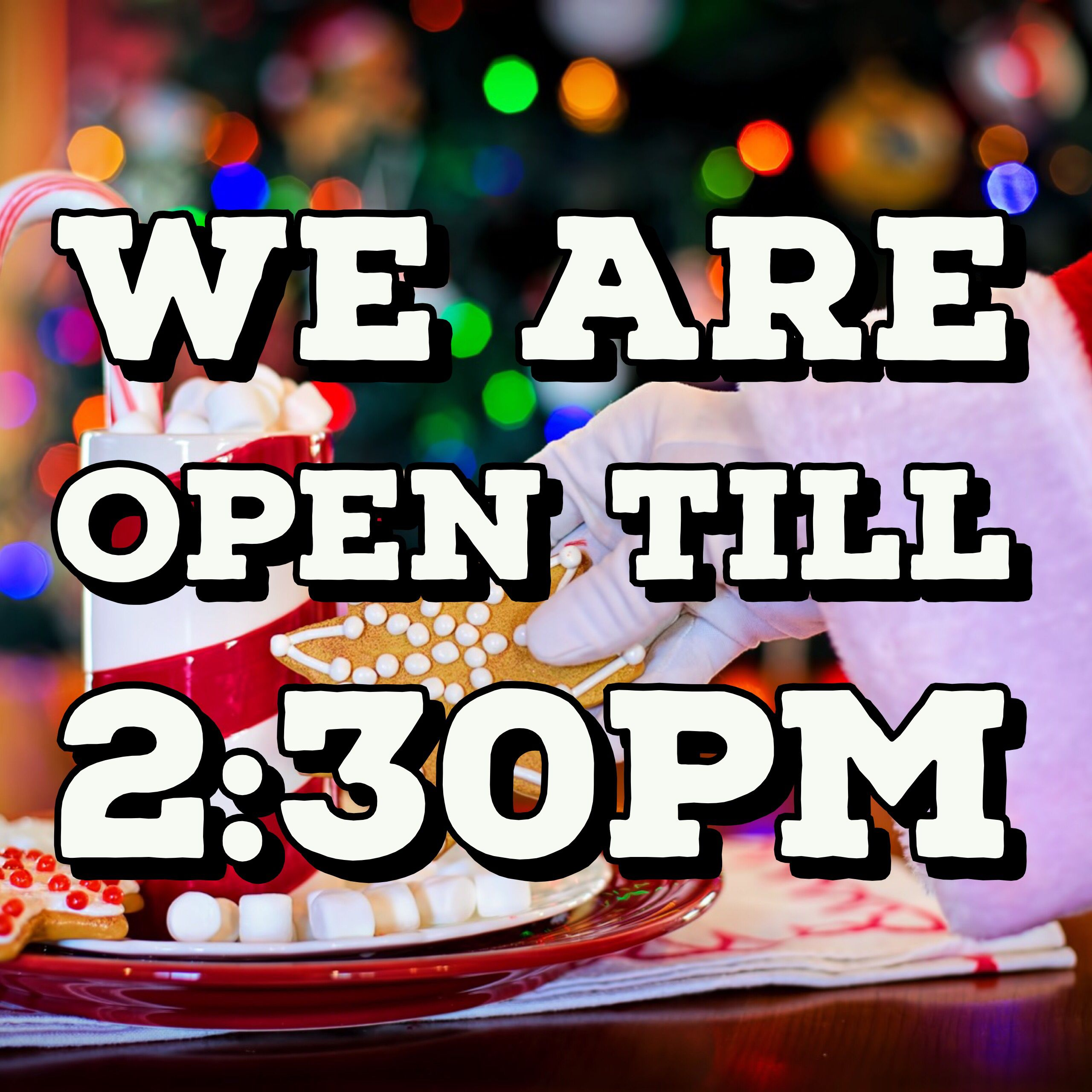To help you finish up some last minute shopping, we are