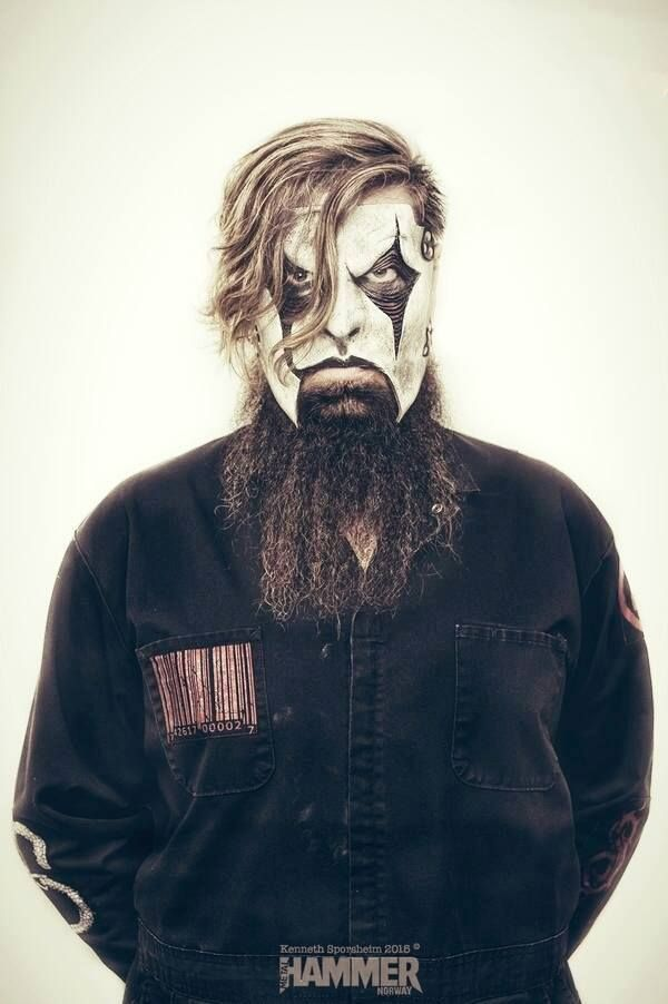 James Root ~ SLIPKNOT | James Root SLIPKNOT | Pinterest ...