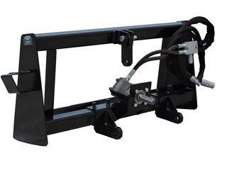 Three-Point Hitch Adaptor for Skid Steer Attachments