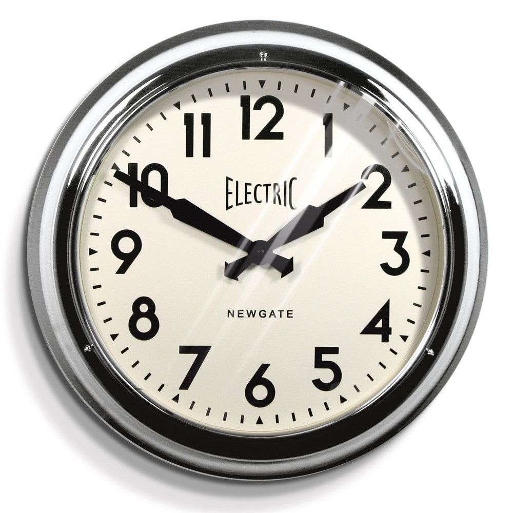 How Do You Spend Your Time And Money Chrome Wall Clock Wall Clocks Uk Wall Clock Design