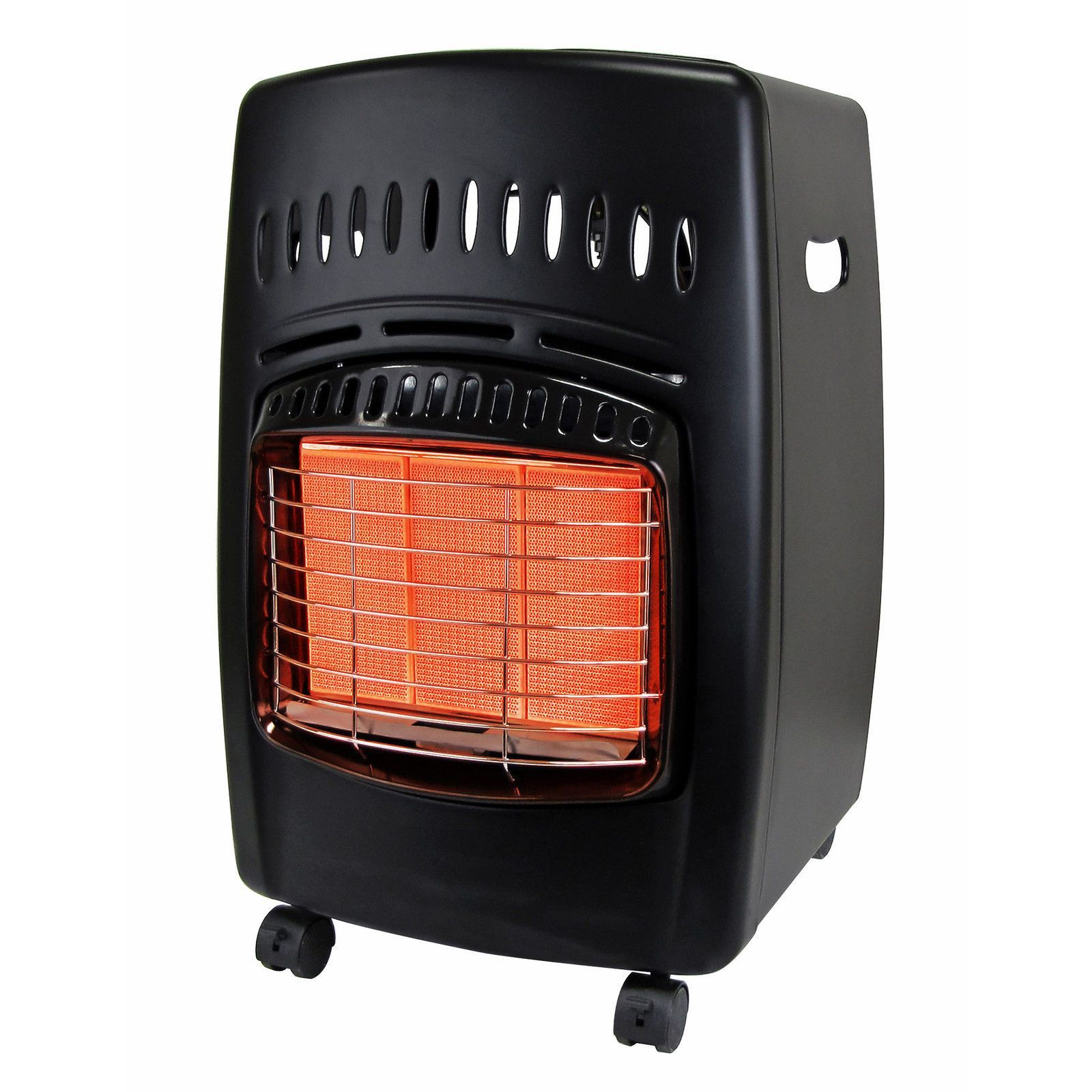 Dyna Glo RA18LPDG 18000 BTU Propane Heater Black