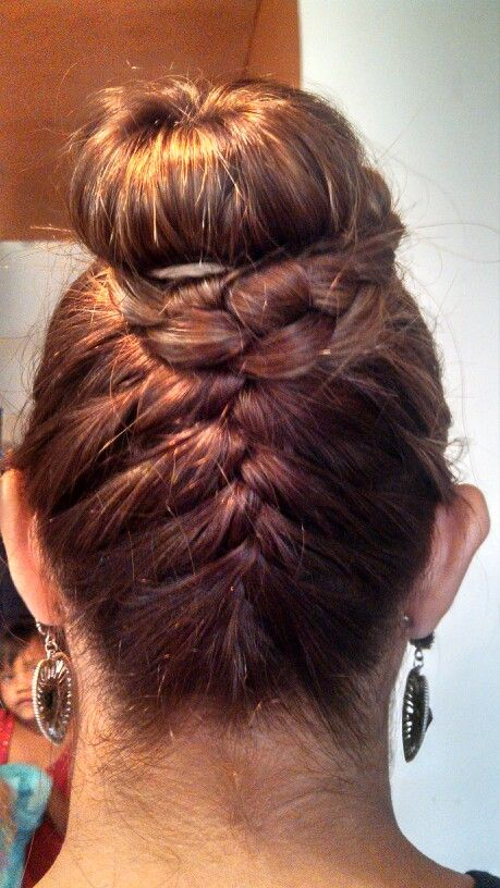 20 Peinados de trenzas con cebolla