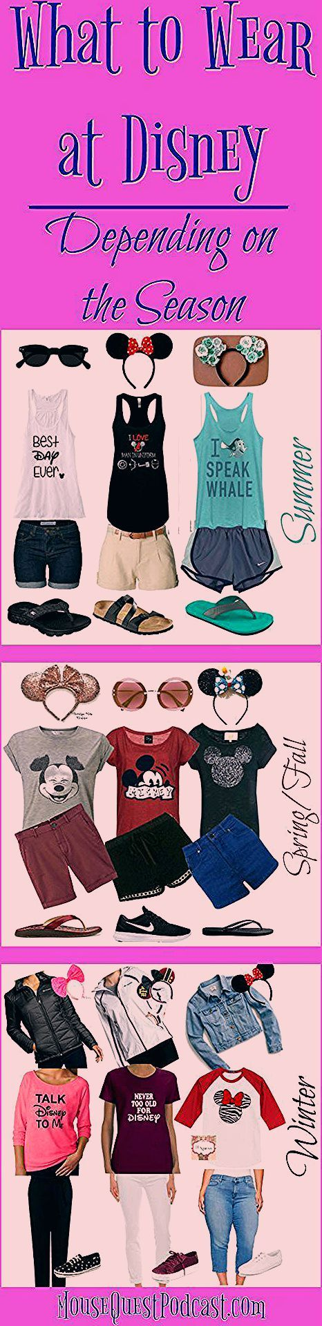Photo of What to Wear at Disney for Each Season –