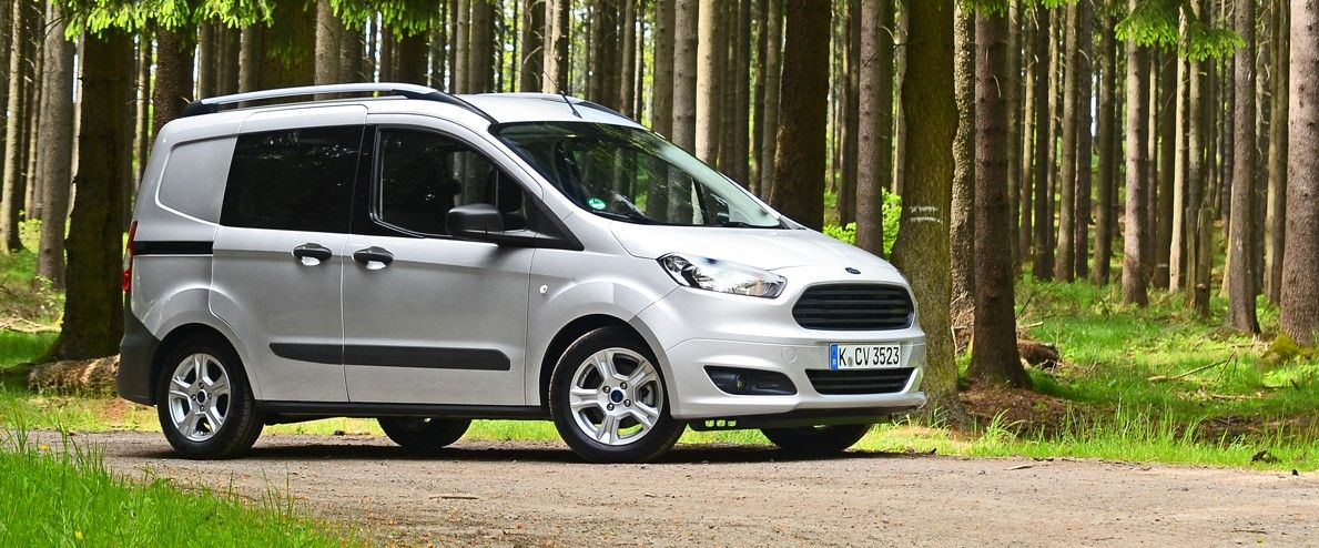Ford Transit Courier Kombi Google Search Auto