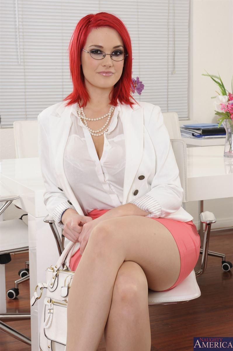 Milf redhead wife winky