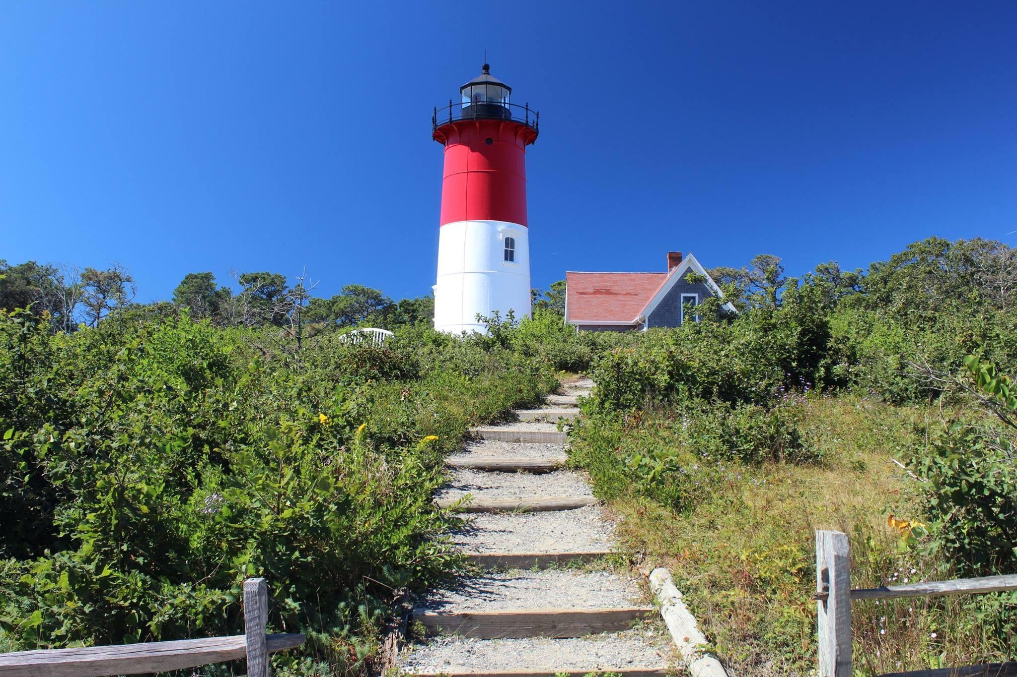 Nauset Light and Beach, Cape Cod National Seashore Eastham, MA