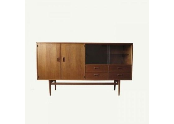Skandinavisches Sideboard skandinavisches sideboard musterring 1950er living rooms and room