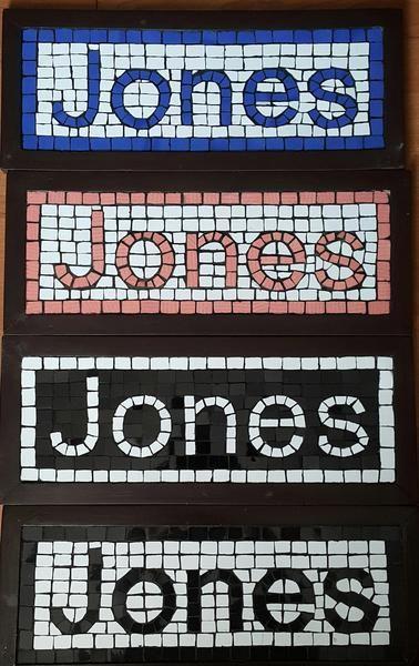 Name Plates For Home Nameplate Handmade