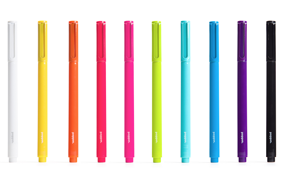 Office Essentials | Work and Live colorfully. Enter to win a $500 to outfit your office space with these @Poppin products: http://levo.com/new-year-new-you-giveaway.