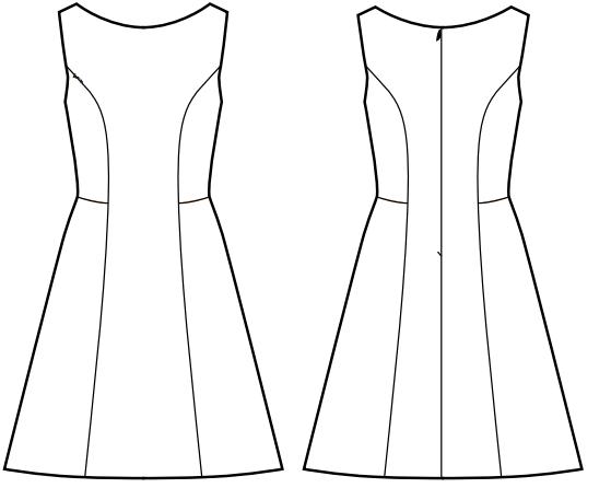 Schnittmuster kleid grobe 80 kostenlos