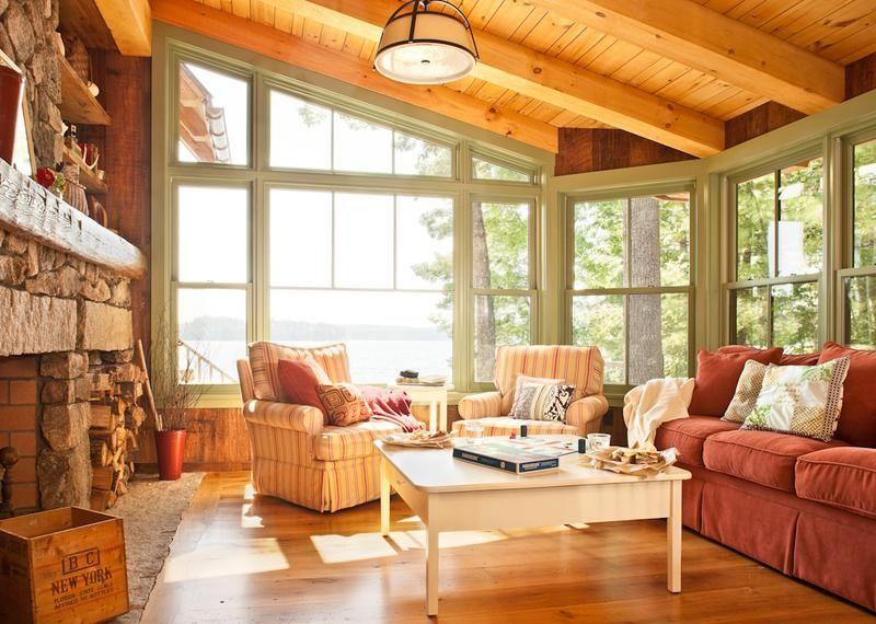 Winkelman Architecture Portfolio Maine Residential