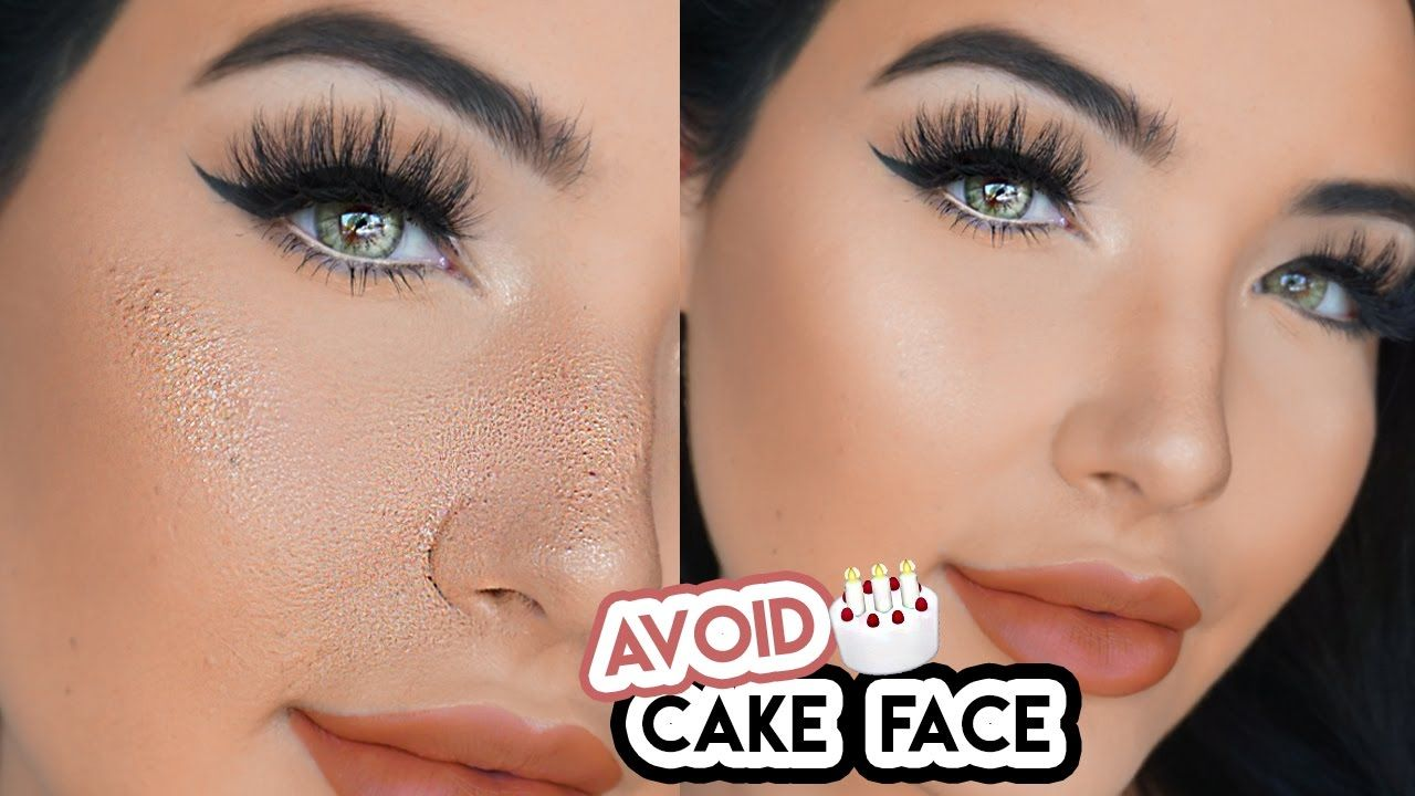how to avoid cakey foundation amp stop concealer creasing