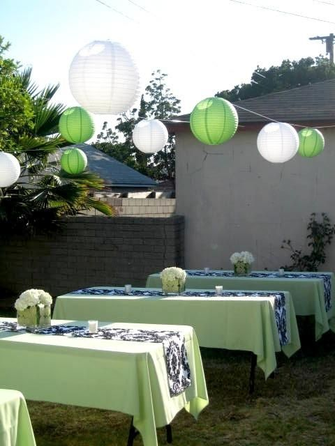 black and white decorations for a birthday party Fruit is such a