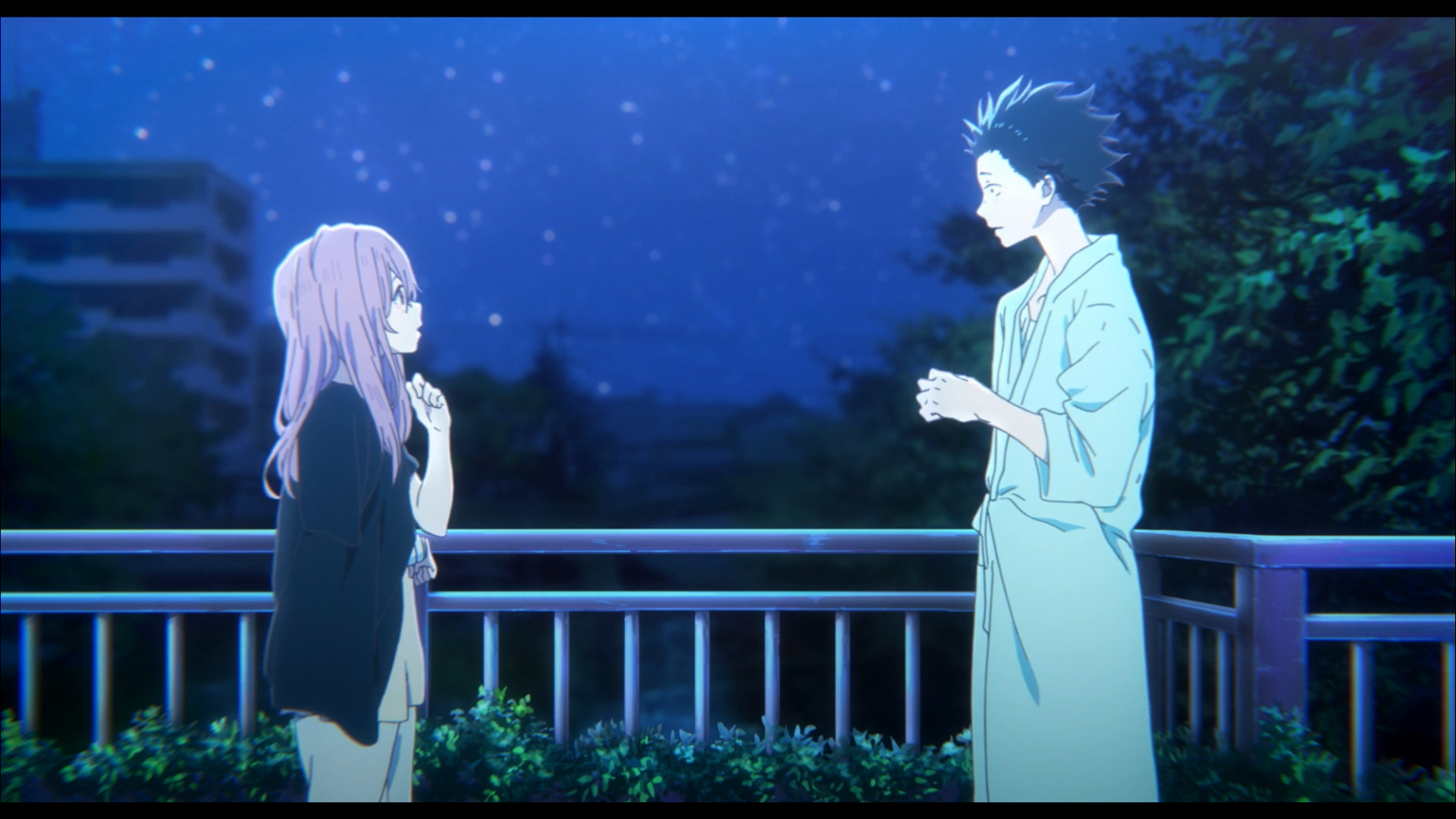 Scenery Koe No Katachi Wallpapers Living On In Koe No