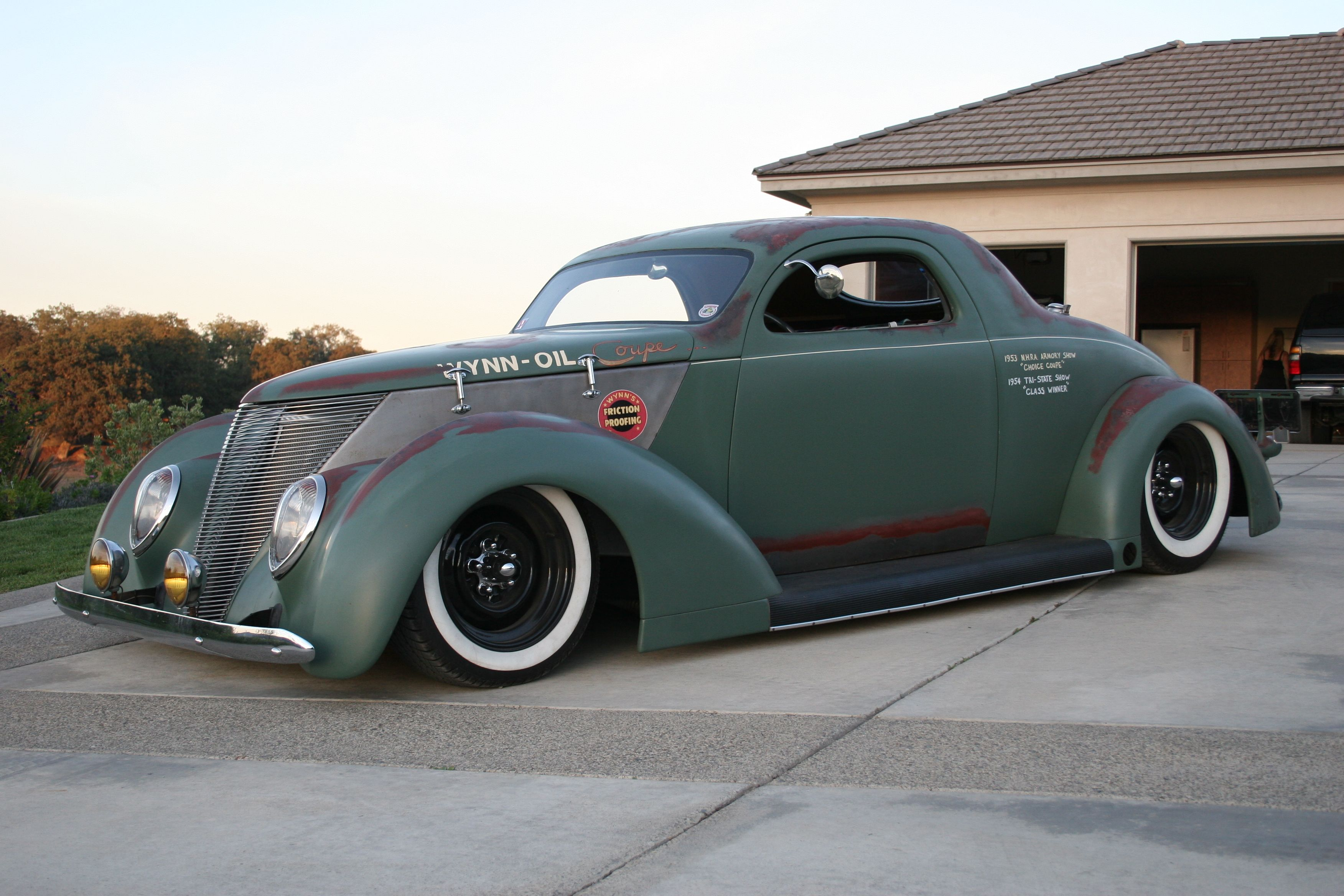 37 Ford Coupe Hot Rods Hot Cars Vintage Cars