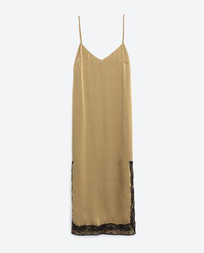 Zara - Robe nuisette