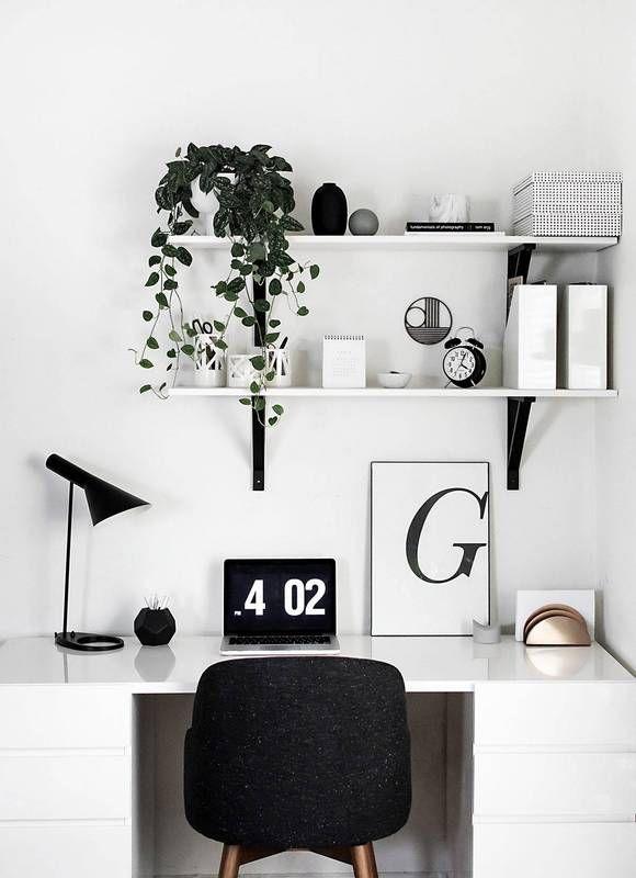 Diy Desk Accessories Domino Home Office Design Study Room Decor Room Ideas Bedroom