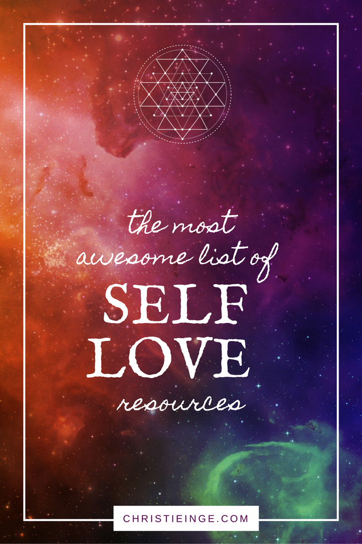 Ultimate Love Quotes The Most Awesome List Of Self Love Resources  Acceptance